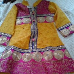 Cute Cultural Shirt Dress